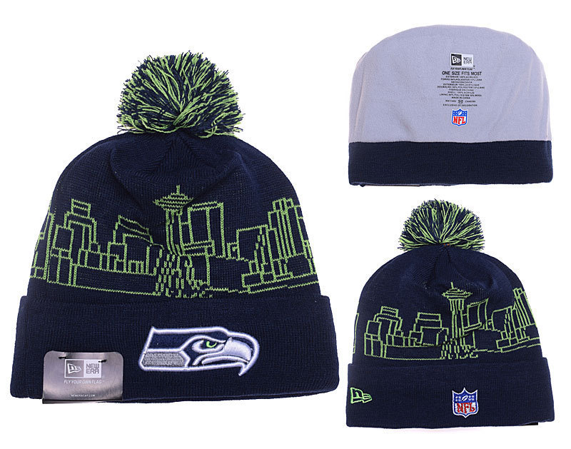 NFL Seattle Seahawks Stitched Knit Hats 020