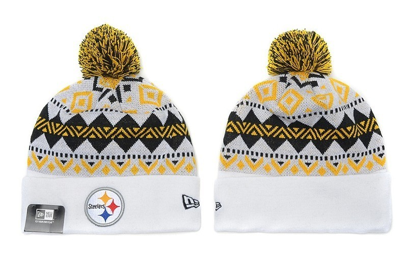 NFL Pittsburgh Steelers Stitched Knit Hats 012