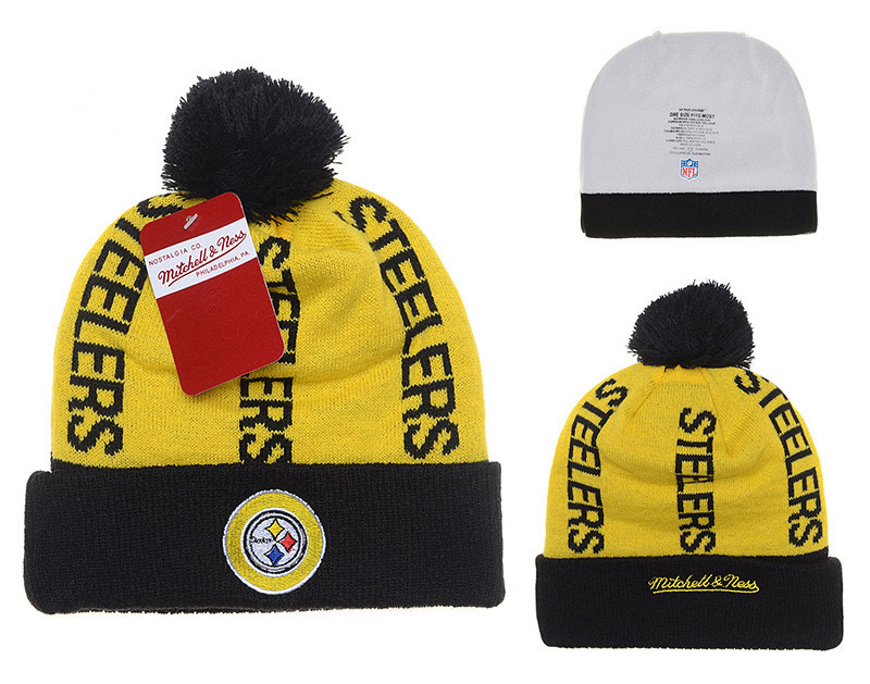 NFL Pittsburgh Steelers Stitched Knit Hats 015
