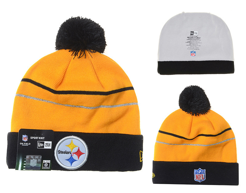 NFL Pittsburgh Steelers Stitched Knit Hats 016