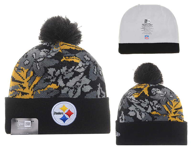 NFL Pittsburgh Steelers Stitched Knit Hats 017