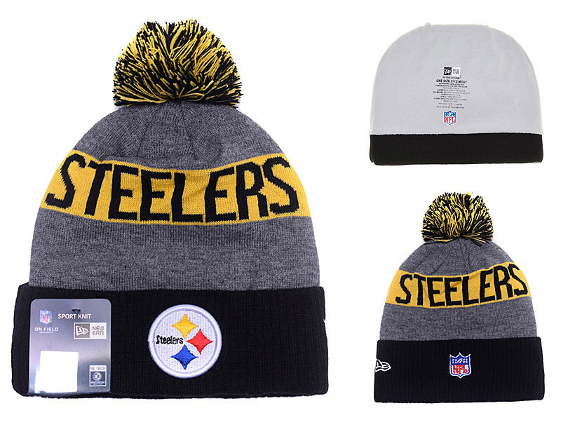 NFL Pittsburgh Steelers Stitched Knit Hats 020