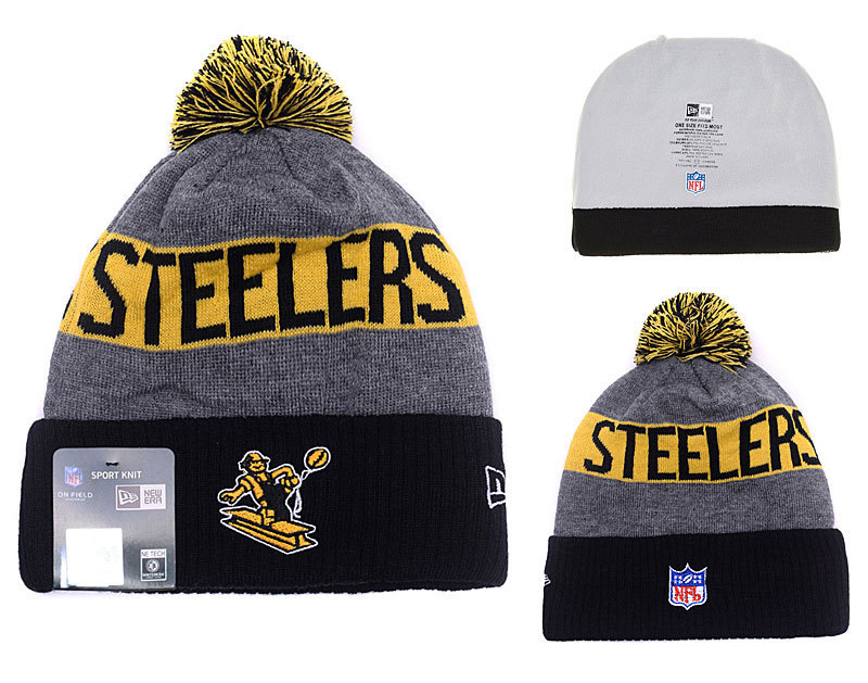 NFL Pittsburgh Steelers Stitched Knit Hats 021