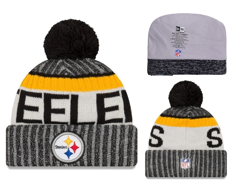 NFL Pittsburgh Steelers Stitched Knit Hats 003