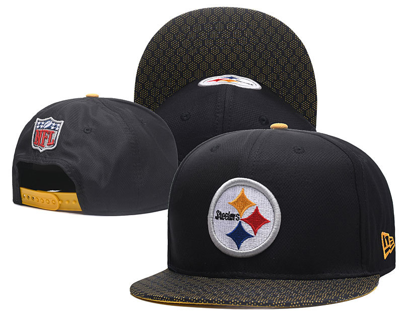 NFL Pittsburgh Steelers Stitched Snapback Hats 004