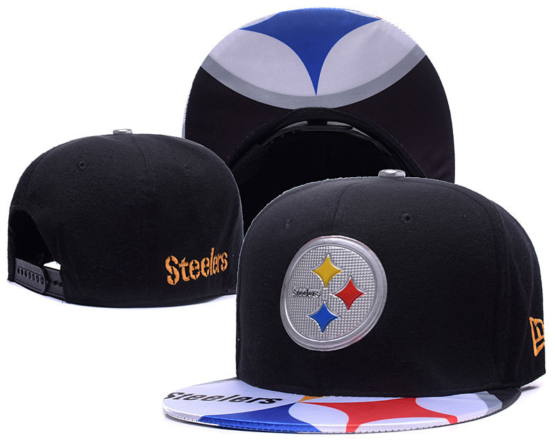 NFL Pittsburgh Steelers Stitched Snapback Hats 006