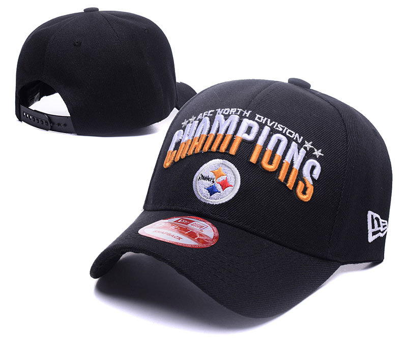 NFL Pittsburgh Steelers Stitched Hats 007