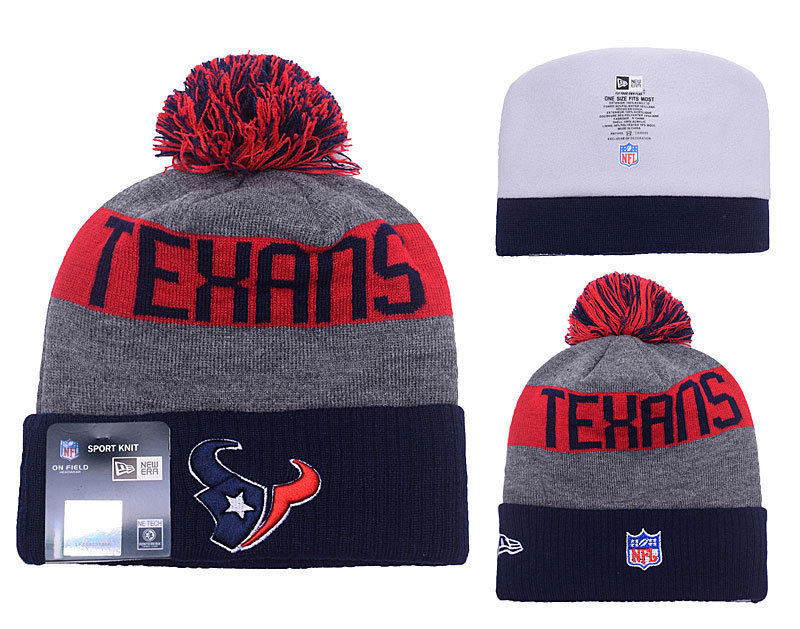 NFL Houston Texans Stitched Knit Hats 014
