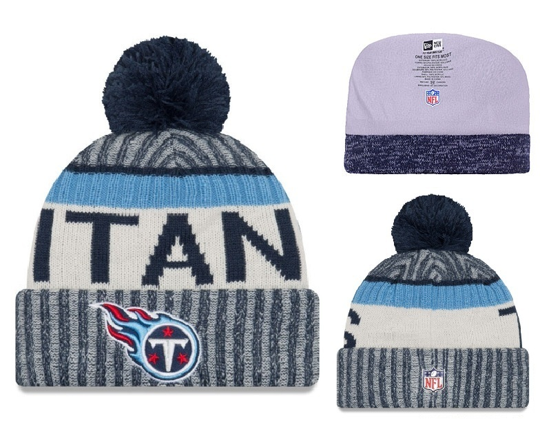 NFL Tennessee Titans Stitched Knit Hats 001