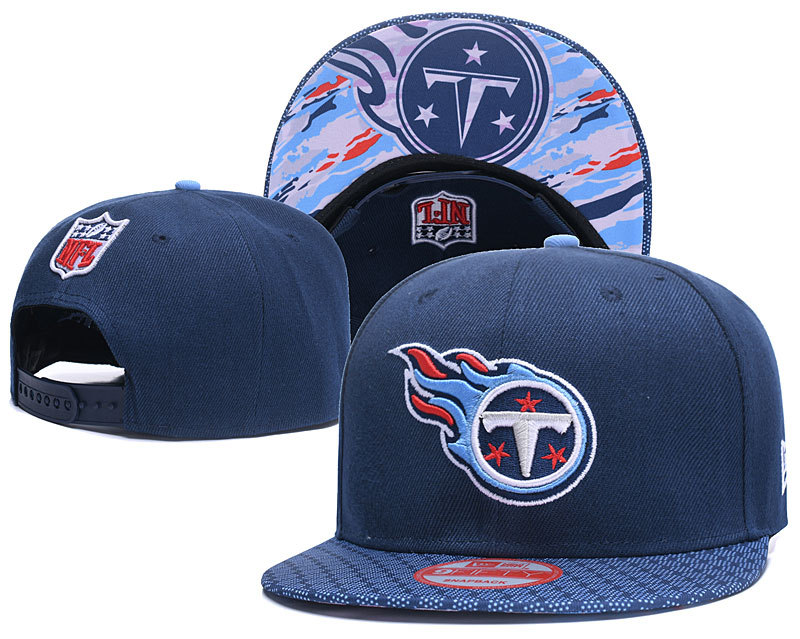 NFL Tennessee Titans Stitched Snapback Hats 003