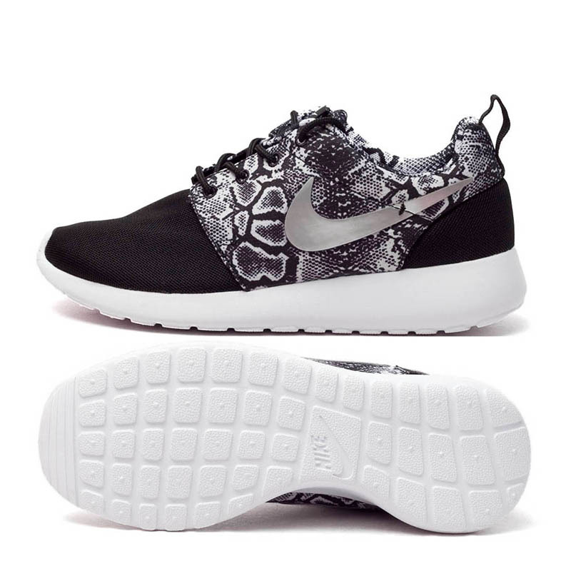 Running weapon Cheap Wholesale Nike Roshe One Serpentine Shoes Women