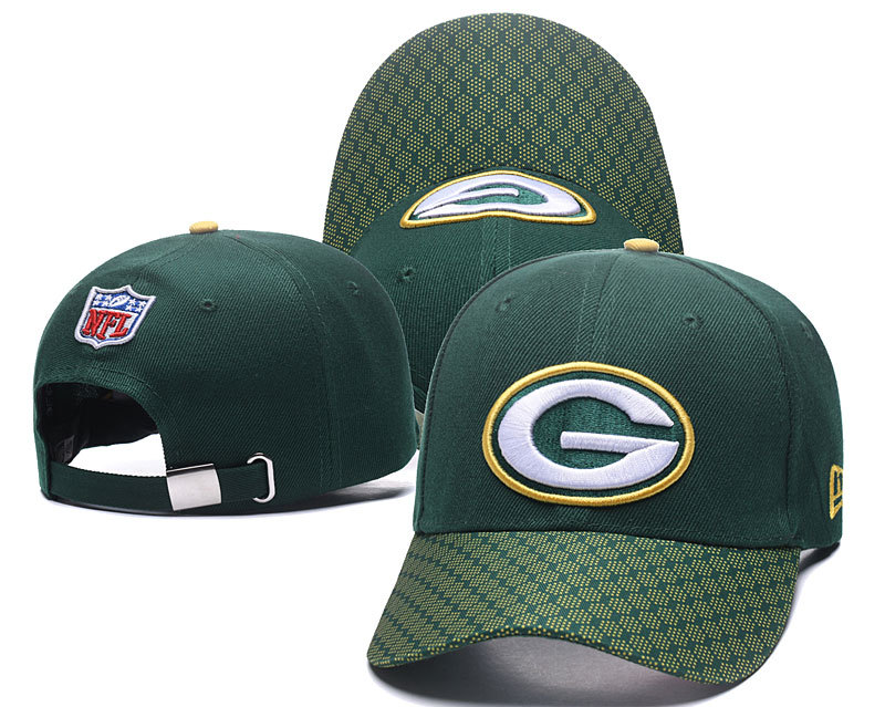 NFL Green Bay Packers Stitched Hats 001